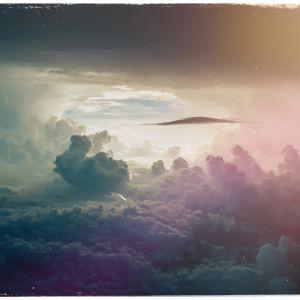 Kuvituskuva: tummia pilviä.