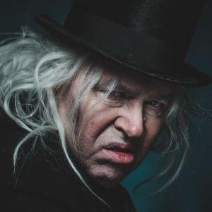 Anders Larsson som Scrooge
