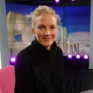 Laura Birn Puoli seitsemän -ohjelmassa