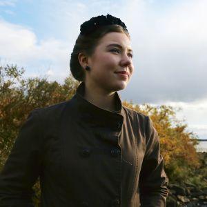 Kaivosmiehen tytär, Riikka Karppinen, vastustaa kaivosjätin suunnitelmia Sodankylässä.