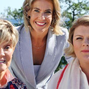 Ella Kannisen vieraina ovat Pariisiin kotiutunut toimittaja Helena Petäistö ja keittiömestari Helena Puolakka Lontoosta.