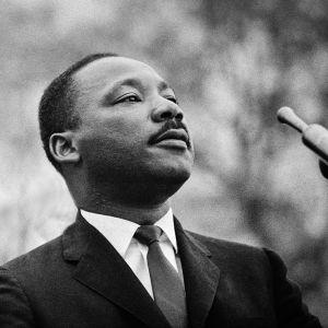 Rotusorron vastustaja Martin Luther King oli Yhdysvaltain hallinnon hampaissa.