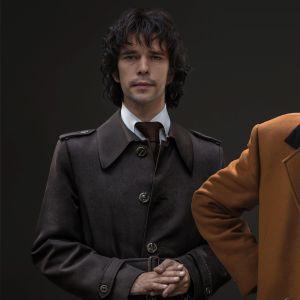 Kohuparista kertovan brittisarjan näyttelijät Hugh Grant ja Ben Whishaw ovat ehdolla Golden Globessa.
