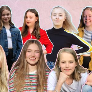 Dansarna för MGP 2019.