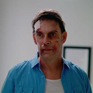 Anders Hassel som Glenn i filmen Blinkers.