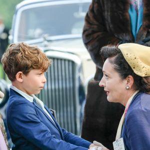 Brittidraama kuvaa liikemiehen ja keksijän perheen elämää keskellä kylmää sotaa.