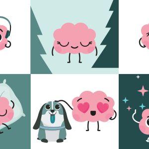 aivot tekevät kivoja asioita