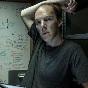 Brittielokuvan pääroolin näyttelee Benedict Cumberbatch.