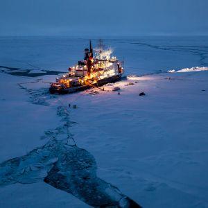 Mosaic-tutkimusmatka Pohjoisnavalle
