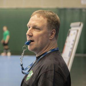 Mikael Källman valmentaa