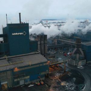 Outokummun Tornion tehtaat