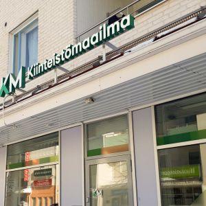Kiinteistömaailman toimisto Rovaniemellä