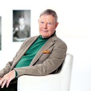 Heikki Kahila on ensimmäisiä suomalaisia tv-julkkiksia.