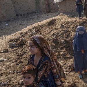 Dokumentti Afganistanin vaikeasta tilanteesta.