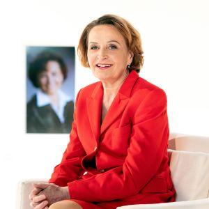 Konkaripoliitikko Anneli Jäätteenmäki Itse asiassa kuultuna -sarjan haastateltavana.