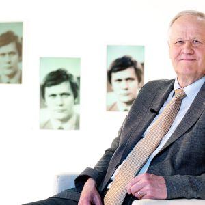 Pitkän linjan vaikuttaja Seppo Kääriäinen kertoo poliitikon urastaan.