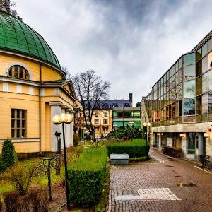 Åbo ortodoxa kyrka och Mehiläinen i åbo