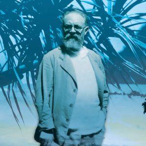 Henri Matisse. Taustalla palmuja ja Etelämeren saaria