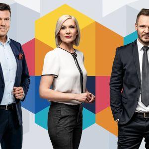 Tommy Fränti, Sanna Savikko ja Jyrki Hara