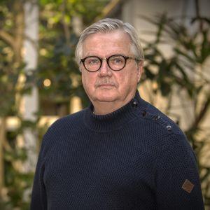 Läkare Juha Hänninen.