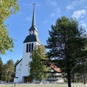 Kuusamon Pyhän Ristin kirkko
