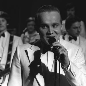 Leevi and the Leavings Euroviisukarsinnoissa (1981).