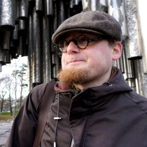Pauli Rautiainen, Sibelius-monumentti, vos-tuki