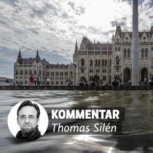 Parlamentsbyggnaden i Budapest, Ungern