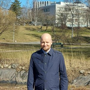 Jussi Saramo i Böle