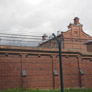 Helsingfors fängelse finns i Sörnäs.