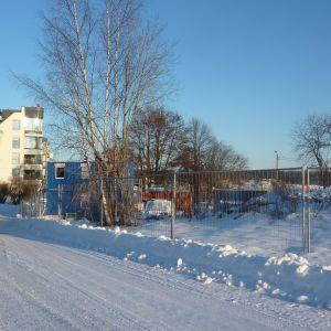 Quattrogroups bygge i Hangö