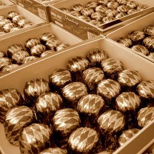 svartvita chokladkyssar