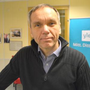 Biskop Björn Vikström.