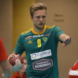 Gustav Svanbäck.
