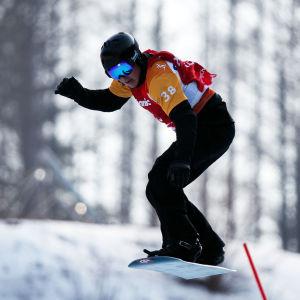 Matti Suur-Hamari, Paralympics 2018.