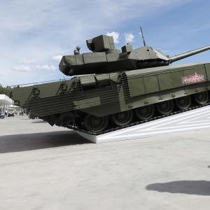 venäläinen autonominen panssarivaunu Armata
