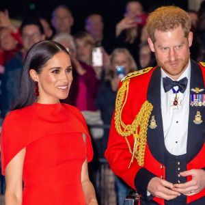 Meghan, hertiginna av Sussex, och prins Harry, hertig av Sussex.