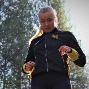 Anita Korva i Kajana inför säsongen 2019-2020.