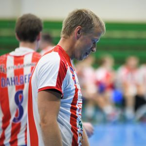 Jac Karlsson i träningsmatch mot SIF inför säsongen 2019/2020.