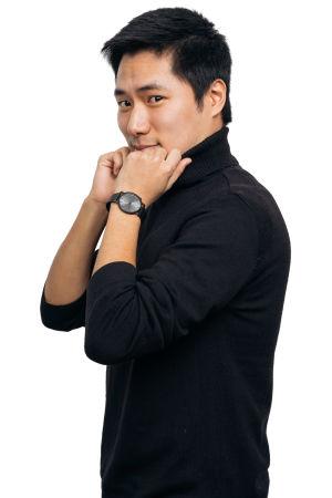 kuvassa RSO:n oboisti Kyeong Ham