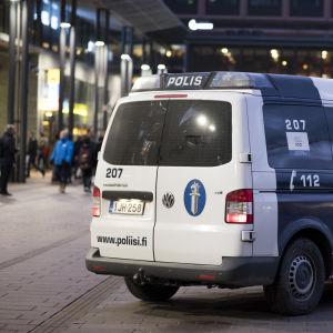 Poliispartio Helsingin Kampissa