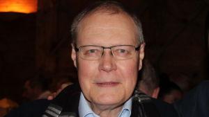 Handbollförbundets tidigare ordförande Tapio Arponen.