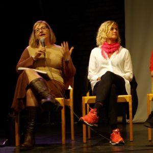 Lorella Scacco, Maria Friberg, Siri Hermansen, Eva Koch