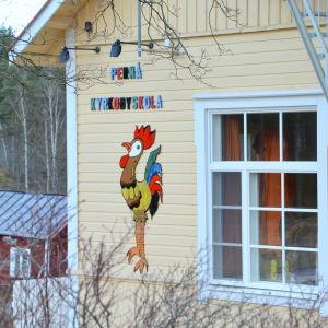 Skolhus i Pernå.