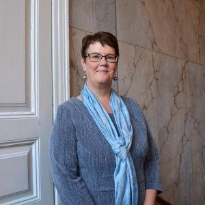 Kristina Lönnfors.