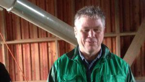 Anders Rosengren är missnöjd med spannmålspriserna