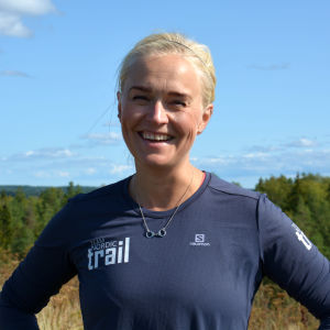 Michaela Lindström.