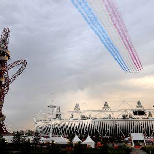 Invigningen vid OS i London