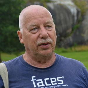 Börje Mattsson på Faces 2015.