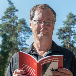 Historikern Martin Andersson
